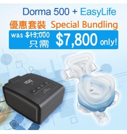 Dorma 500 CPAP Auto and...
